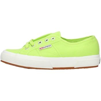 Sko Lave sneakers Superga 2750S000010 Green 1
