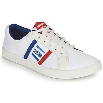 Sko Dreng Lave sneakers Jack & Jones WHILEY Hvid