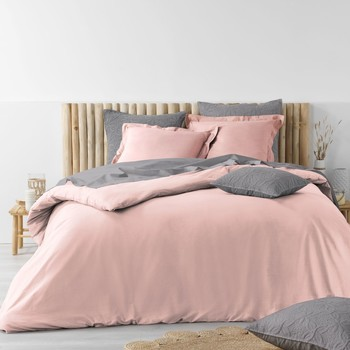 Indretning Sengelinned Douceur d intérieur STONALIA Pink
