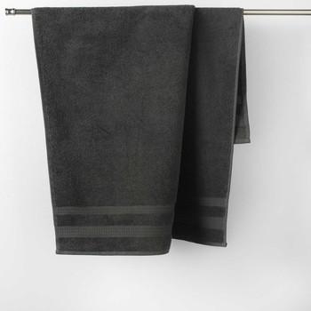 Indretning Håndklæde og badehandske Douceur d intérieur EXCELLENCE Antracit