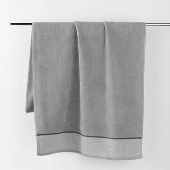 Indretning Håndklæde og badehandske Douceur d intérieur BELINA Grå
