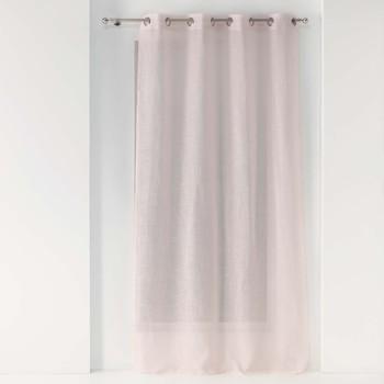 Indretning Tynde gardiner Douceur d intérieur ZAZY Pink
