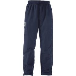 textil Træningsbukser Canterbury  Navy/White
