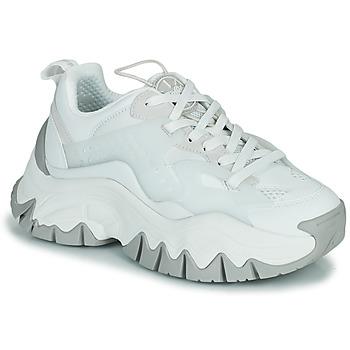 Sko Dame Lave sneakers Buffalo TRAIL ONE Hvid