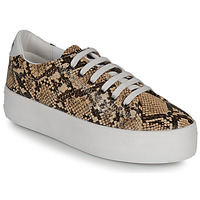 Sko Dame Lave sneakers No Name PLATO M Brun