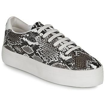 Sko Dame Lave sneakers No Name PLATO M Hvid