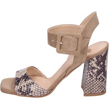 Sko Dame Sandaler Moga' Sandaler BH75 Beige