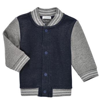 textil Dreng Veste / Cardigans Ikks AVOCAT Flerfarvet