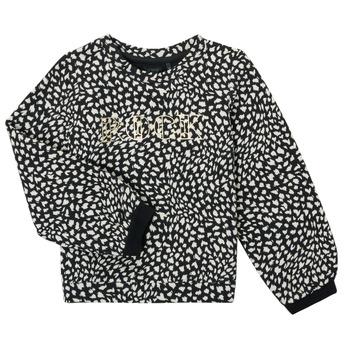 textil Pige Sweatshirts Ikks GREGE Sort