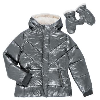 textil Pige Dynejakker Ikks OLIVE Sølv