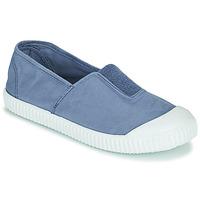 Sko Børn Lave sneakers Victoria  Blå