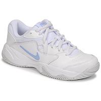 Sko Dame Lave sneakers Nike WMNS NIKE COURT LITE 2 Hvid / Sølv