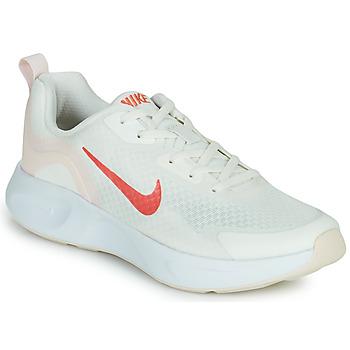 Sko Dame Multisportsko Nike WMNS NIKE WEARALLDAY Beige / Pink