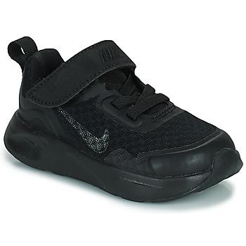 Sko Børn Multisportsko Nike NIKE WEARALLDAY (TD) Sort