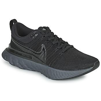 Sko Herre Løbesko Nike NIKE REACT INFINITY RUN FK 2 Sort