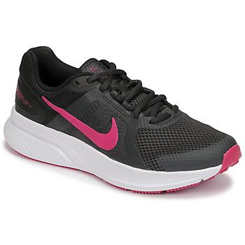 Sko Dame Løbesko Nike W NIKE RUN SWIFT 2 Grå / Rød
