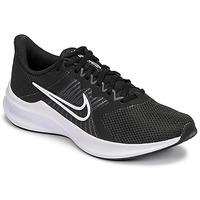 Sko Dame Løbesko Nike WMNS NIKE DOWNSHIFTER 11 Sort / Hvid