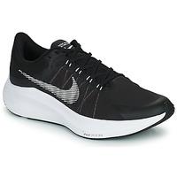 Sko Herre Løbesko Nike NIKE ZOOM WINFLO 8 Sort / Hvid