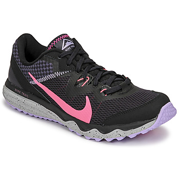 Sko Dame Løbesko Nike WMNS NIKE JUNIPER TRAIL Sort / Pink