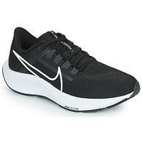 Sko Dame Løbesko Nike WMNS NIKE AIR ZOOM PEGASUS 38 Sort / Hvid