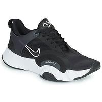 Sko Herre Multisportsko Nike M NIKE SUPERREP GO 2 Sort / Hvid