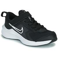 Sko Børn Løbesko Nike NIKE DOWNSHIFTER 11 (PSV) Sort / Hvid