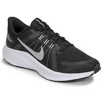 Sko Dame Løbesko Nike WMNS NIKE QUEST 4 Sort / Hvid