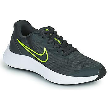 Sko Børn Løbesko Nike NIKE STAR RUNNER 3 (GS) Grå