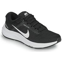 Sko Herre Løbesko Nike NIKE AIR ZOOM STRUCTURE 24 Sort / Hvid