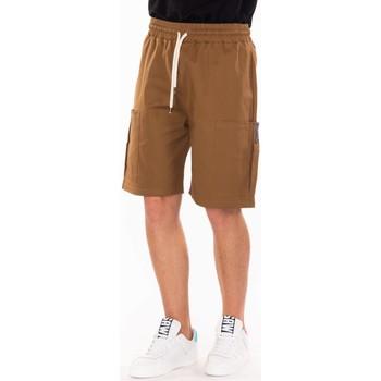textil Herre Shorts Takeshy Kurosawa  Brun