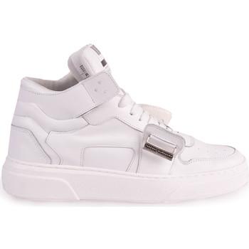 Sko Herre Høje sneakers Takeshy Kurosawa  Hvid