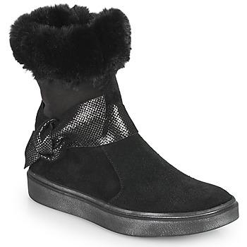 Sko Pige Chikke støvler GBB EVELINA Sort