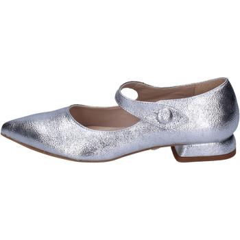 Sko Dame Ballerinaer Luni ballerina sko BH95 Sølv