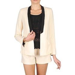 textil Dame Jakker / Blazere Stella Forest YVE005 Beige
