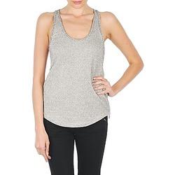 textil Dame Toppe / T-shirts uden ærmer Stella Forest YDE019 Beige