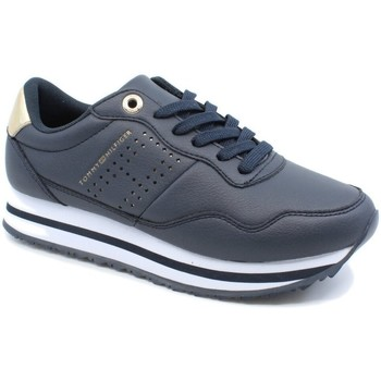 Se Sneakers Tommy Hilfiger  FW0FW05557 03-1218 ved Spartoo