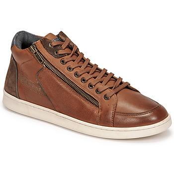 Sko Herre Høje sneakers Redskins DYNAMIC Cognac