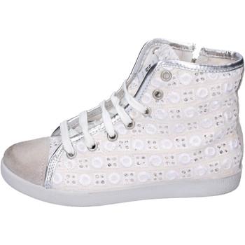 Sko Pige Høje sneakers Happiness Sneakers BH133 Hvid