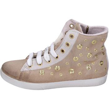 Sko Pige Høje sneakers Happiness Sneakers BH134 Beige