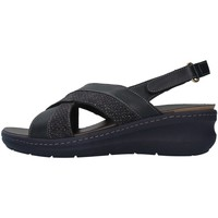 Sko Dame Sandaler Melluso K95204 BLUE
