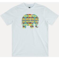 textil Herre T-shirts m. korte ærmer Trendsplant NAVAJO 029940MNAV Hvid
