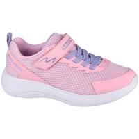 Sko Pige Lave sneakers Skechers Selectors Jammin Jogger Pink