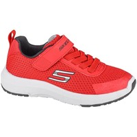 Sko Børn Lave sneakers Skechers Dynamic Tread Rød