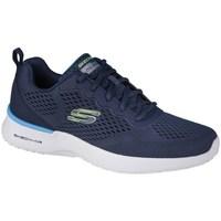 Sko Herre Lave sneakers Skechers Skechair Dynamight Flåde