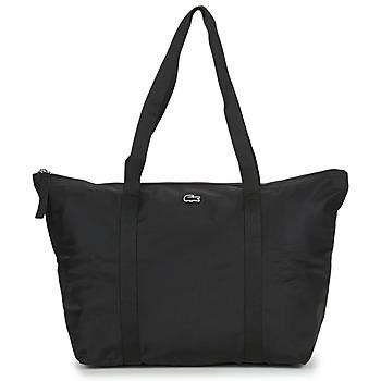 Tasker Dame Shopping Lacoste JEANNE LARGE Sort