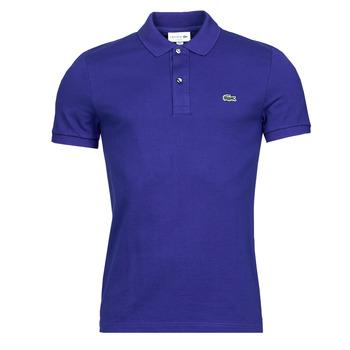 textil Herre Polo-t-shirts m. korte ærmer Lacoste POLO SLIM FIT PH4012 Blå