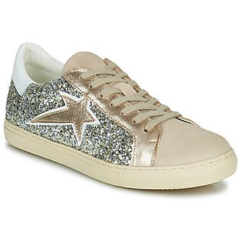 Sko Dame Lave sneakers Betty London PAPIDOL Grå