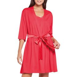 textil Dame Pyjamas / Natskjorte Impetus Woman 8600H87 K22 Rød