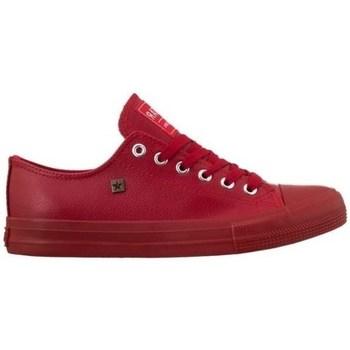 Sko Herre Lave sneakers Big Star V174348 Rød