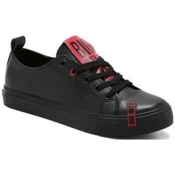 Sko Dame Lave sneakers Big Star EE274303 Sort